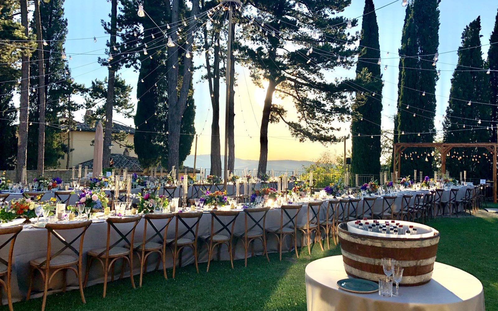 Wedding at the Borgo
